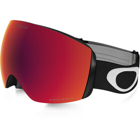 Oakley Flight Deck XM Snow Goggles matte black w/ prizm torch iridium